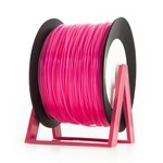 EUMAKERS Filament PLA - 1,75mm, 1kg - Fluorescent Pink színű