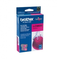 Brother LC-980 Magenta tintapatron (260 old.)